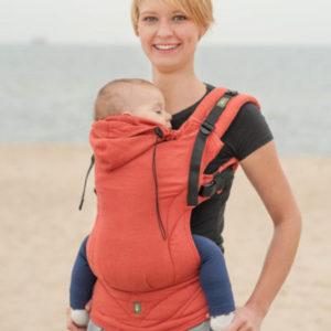 ergonomiczne nosidełko niemowlęce